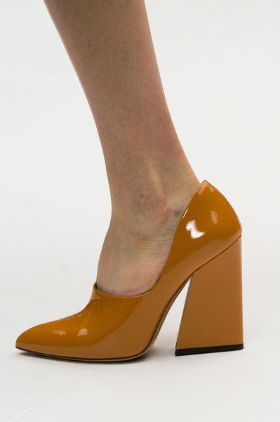 Acne Studios at Paris Spring 2015 (Details) the most beautiful shoes I've ever seen