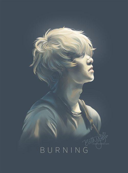 cloverfly: BURNING (CNBLUE's Lee Jonghyun)