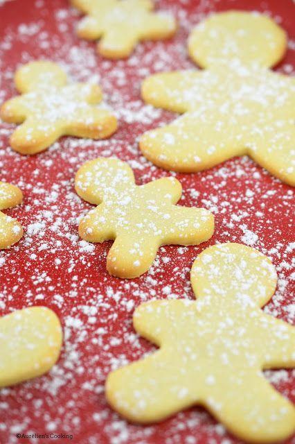 Aurélien's Cooking: Biscuits de Noël : les sablés aux amandes de Christophe Felder