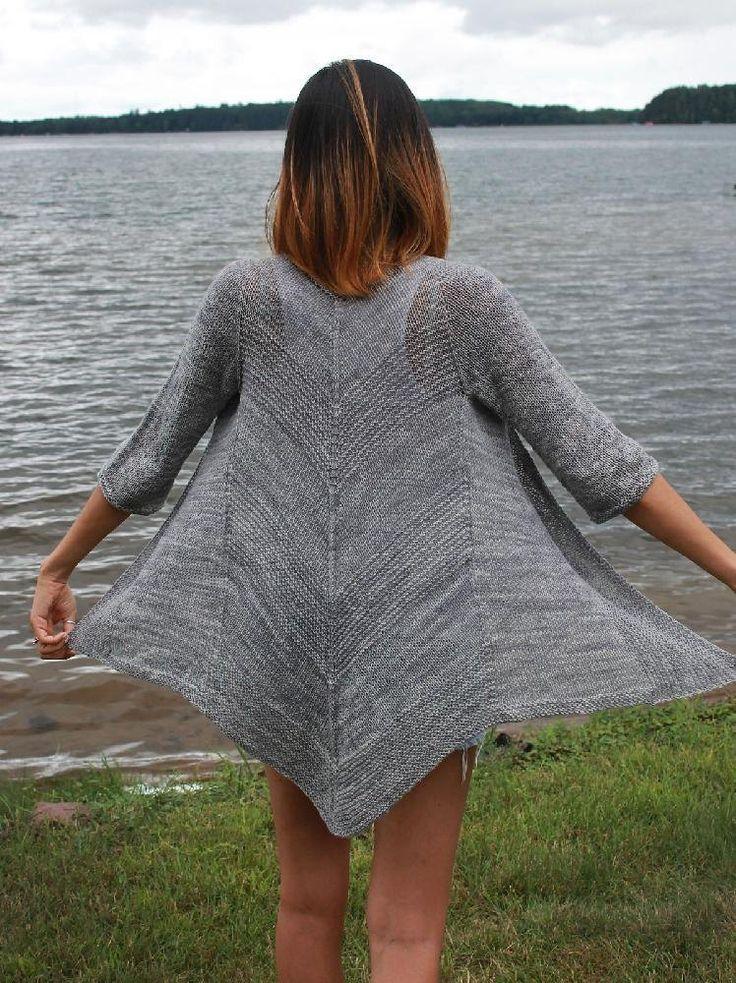 Mejores 459 imágenes de Knit patterns en Pinterest | Patrones de ...