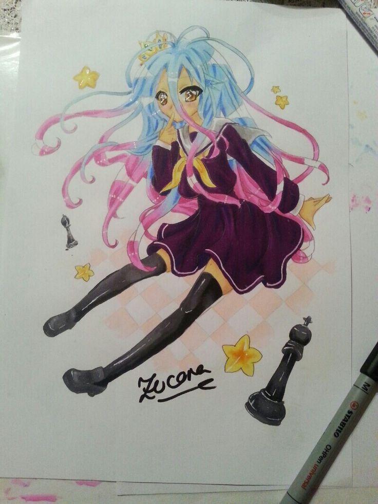 Shiro zeichnung