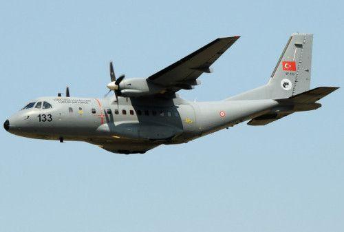 Πρόκληση! 17 τουρκικές παραβιάσεις από CN-235 που συμμετείχε σε ΝΑΤΟϊκή άσκηση!