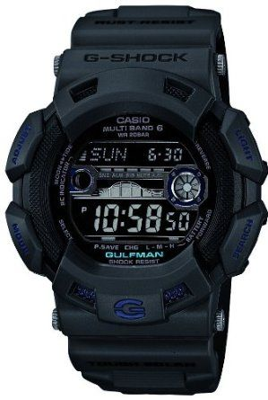Casio G-shock Gulfman Men in Smoky Gray Multiband6 Japanese Limited [ Gw-9110gy-1jf ]