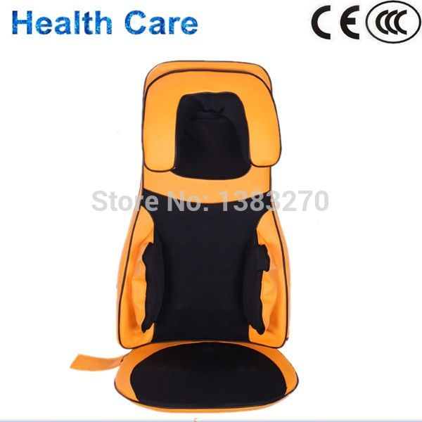 403.75$  Buy here - http://ali6zc.worldwells.pw/go.php?t=2022811412 - 2014 best selling vibration body electric thai massage products kneading massage cushion with infrared heat 403.75$