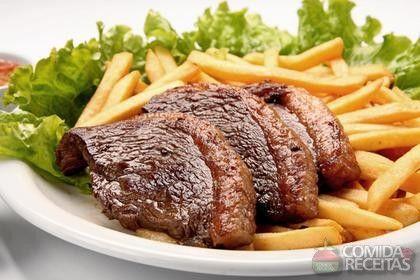 Receita de Picanha fatiada em receitas de carnes, veja essa e outras receitas aqui!