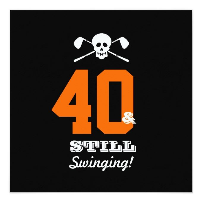 1342 best 40th Birthday Invitations images – Personalized 40th Birthday Invitations