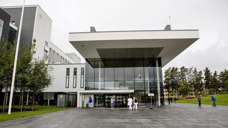 Spitalul Universitar Akershus Foto: www.dagbladet.no