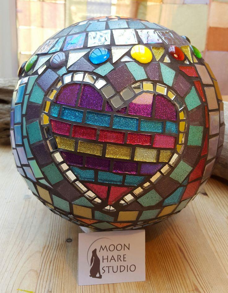 Moon Hare Studio Gazing Ball