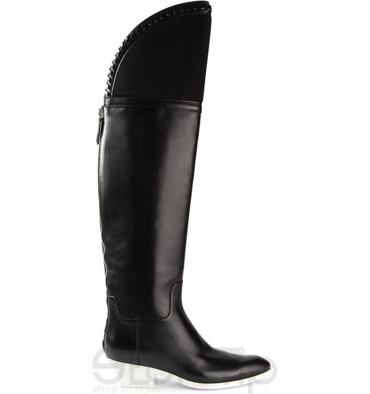 Alexander Wang 'Lovanni' Over-The-Knee Boots - StoreTip