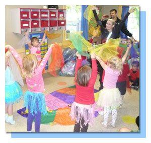 Toddler Music & Movement