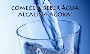 Vida Saudável: Água Alcalina
