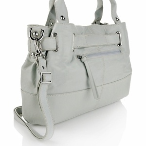 Barr + Barr Sheepskin Leather Satchel with Belt Item: 115-335    HSN Price:$249.90 or 4 payments of $62.47  Shipping & Handling: $11.20 Save on shipping