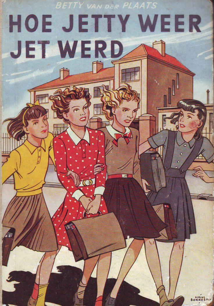Hoe Jetty weer Jet werd (2)