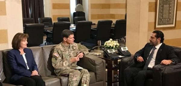 The United States has announced three Department of Defense programs for Lebanon to help its capability for border security and…