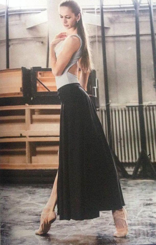 <<Polina Semionova (American Ballet Theatre)  for Magazine Diskurs>>