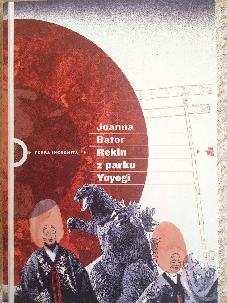 Joanna Bator - Rekin z parku Yoyogi