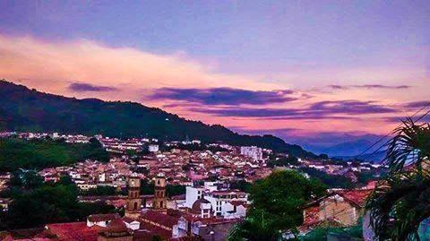San Gil Santander panoramica