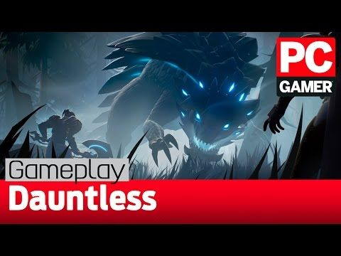 Dauntless is the PC Monster Hunter game we've all been waiting for | PC Gamer