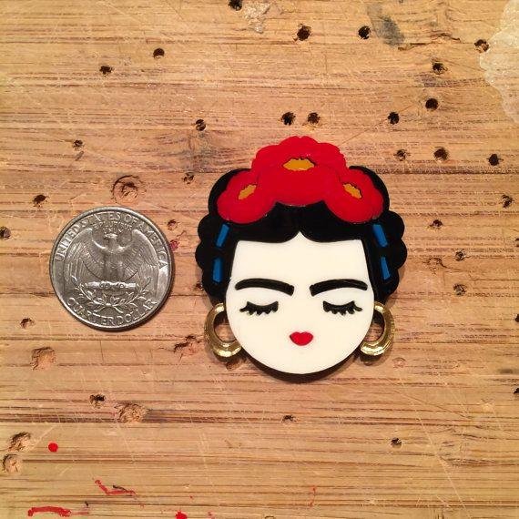 In Frida We Love* by EiriNi on Etsy