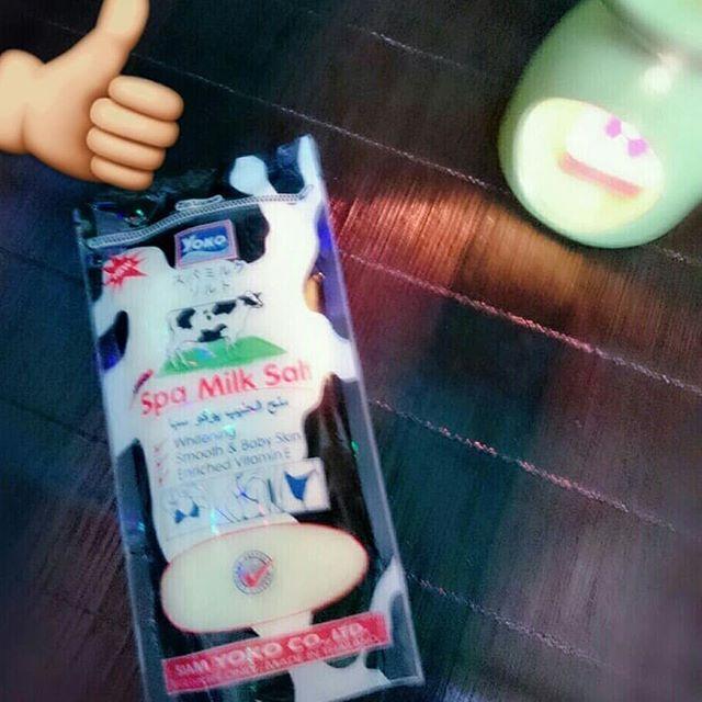 لايك ياقمرات صباحكم سكرررر وكل سنة وانتم طيبين بوست اليوم عن ملح الحليب من يوكو سبا Yoko لايك ياقمرات Milk Convenience Store Products Convenience Store