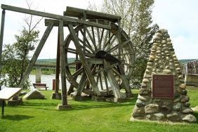 Restoration of Quesnel's Cornish Water Wheel This project will restore the Cornish Waterwheel, which is a prominent landmark and symbol of the City of Quesnel. The wheel will be rebuilt reusing the core metal components. New interpretive panels will be installed.