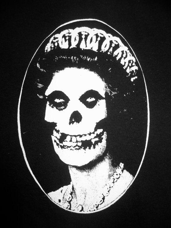 Misfits Skull Wallpaper