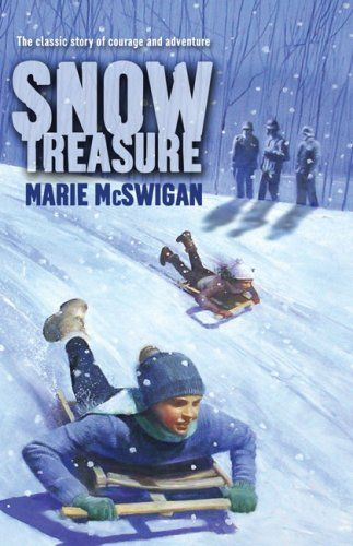 Snow Treasure by Marie McSwigan Book Level: 5.3/690L AR Points: 5.0 208 pages $5.99