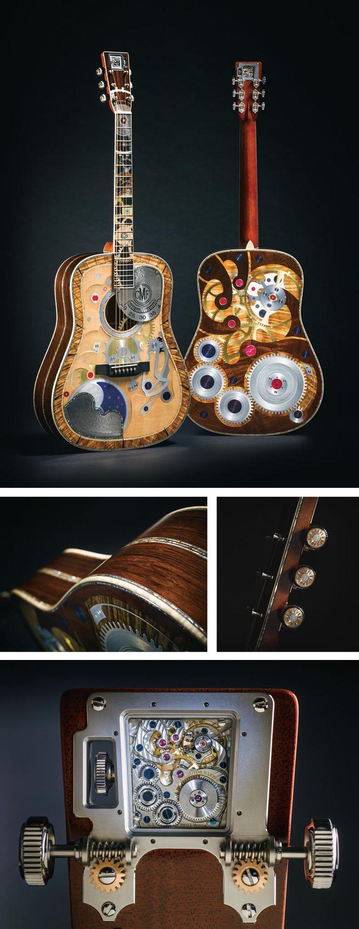 La Boite Noire du Musicien - Zoom sur la 2 000 000 ème guitare Martin