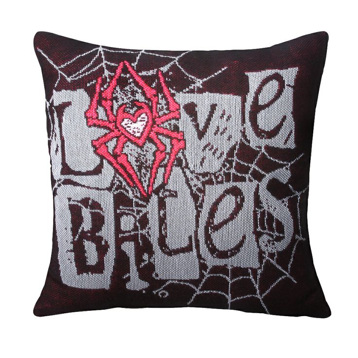 "AJ Lee ""Love Bites"" Throw Pillow"
