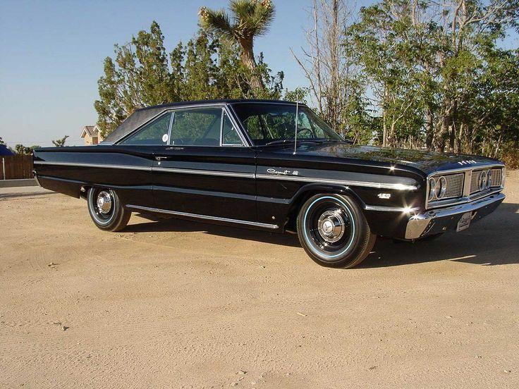 | 1966 Dodge Coronet 440 Hemi