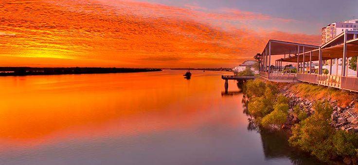 Pioneer River, Mackay