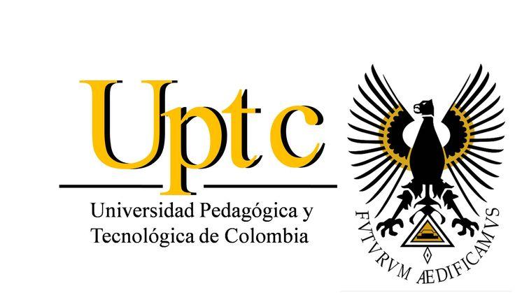"""Logo """"UPTC"""" Universidad Tecnológica Y Pedagógica de Coombia"""
