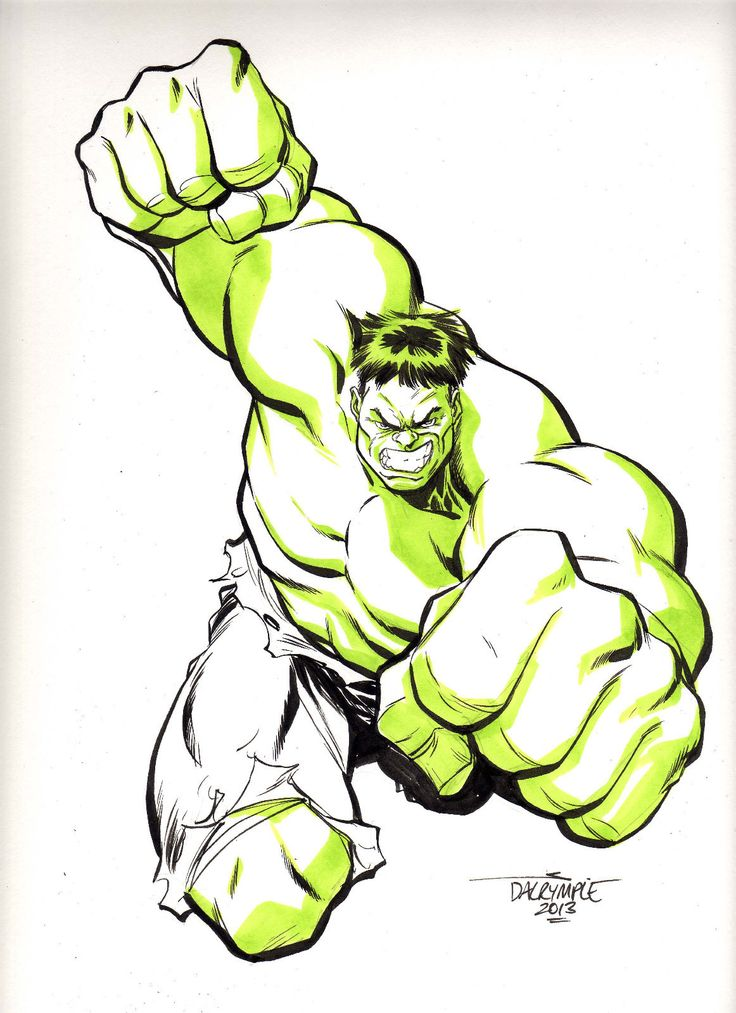 The-Incredible-Hulk-Marvel-Avengers-original-art.jpg 1,162×1,600 pixels