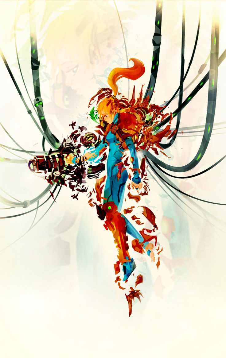 Samus: Day 01 by ChasingArtwork.deviantart.com on @deviantART