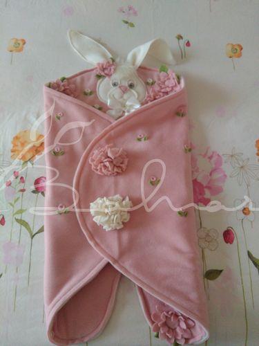 Kız bebek portbebesi  Baharca tasarım  handmade