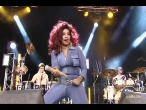 #musicinfluencer: CHAKA KHAN / AIN'T NOBODY ~ LIVE ~ JUNE 2012.  You rarely hear a band so perfectly blended in a live performance these days that this is a treat to listen to.  Great audio engineering, musicianship, musical arrangement and direction. Plus Chaka's amazing voice that sits above it all.  Satisfaction!