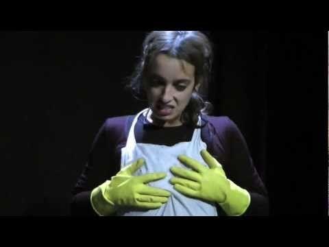 ▶ Le serve di Jean Genet ( Les Bonnes ) 1 - Teatro del Navile - YouTube
