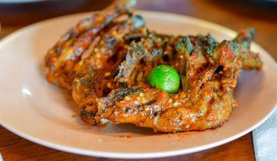 Kuliner Khas Lombok: Pedasnya Ayam Taliwang