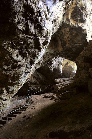 Kakushöhle bei Mechernich Große Höhle