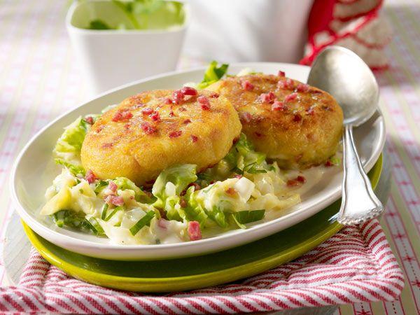 Günstig kochen - preiswerte Gerichte für jeden Tag - kartoffelbuletten