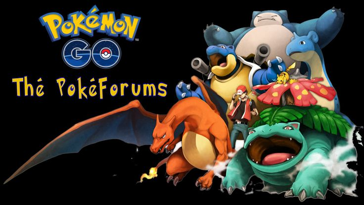 The PokeForums is a Pokemon Go community open to everyone! Trade information with other trainers, find prime pokemon locations, and meet new friends. http://www.pokeforums.com