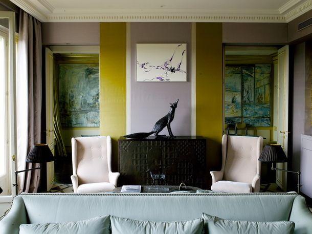 Квартира в Париже для русской клиентки