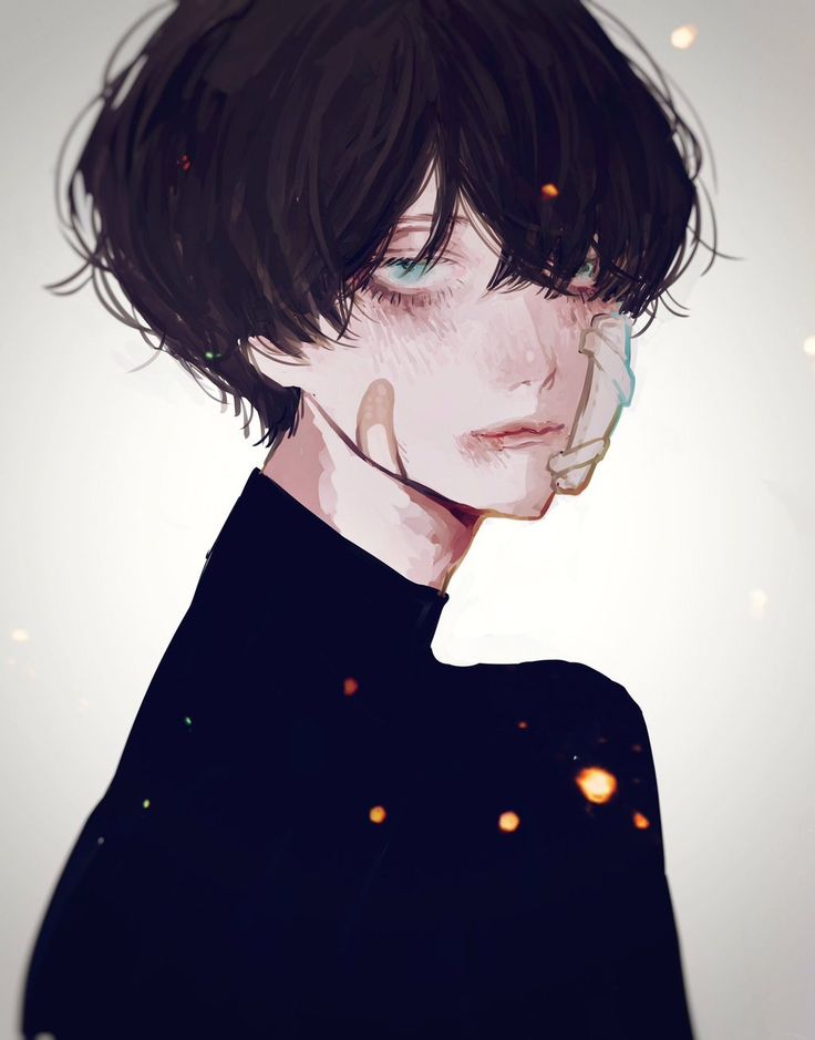Twitter: @_itj  This is one of the artists I like. When I see these pictures I feel a bit mysterious. And it's really beautiful.
