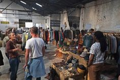Market on Main Johannesburg