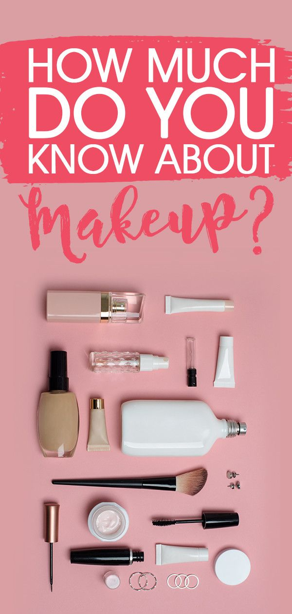 Cosmetics Quiz How Much Do You Know About Makeup?