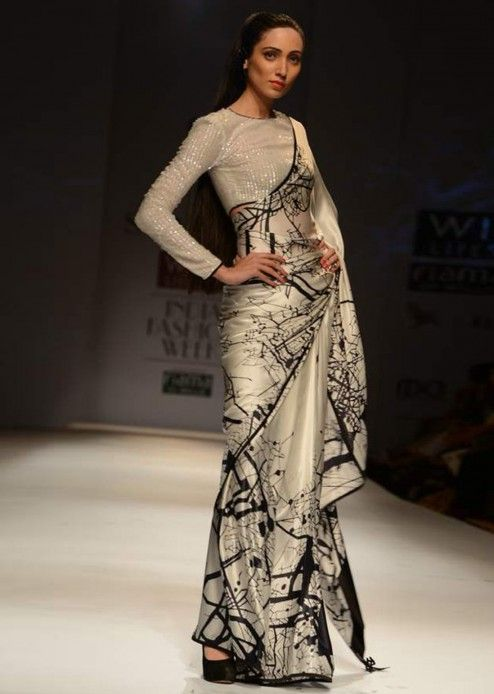 love this satya paul sari# jus wow!