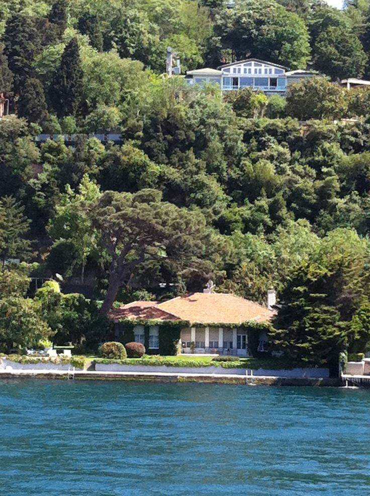 House on Bosphorus