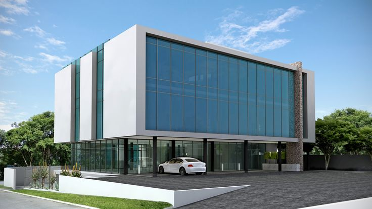 multiple storey office building in Rivonia