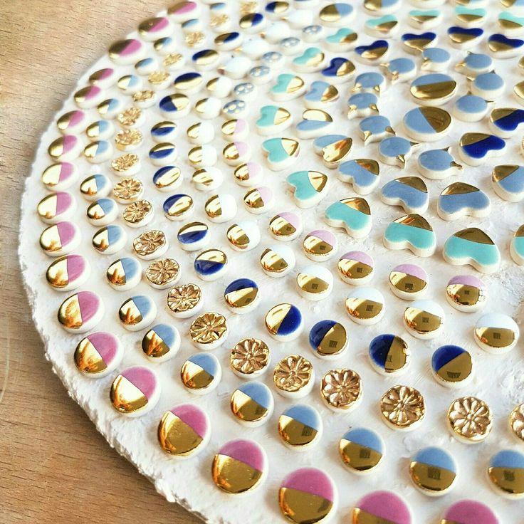 Zu Design handmade ceramic jewelry by ZuDesignJewelry on Etsy