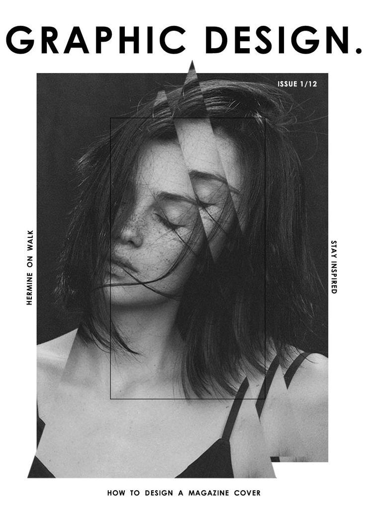 Wie man ein Magazine Cover erstellt – Hayrettin Taşkaya